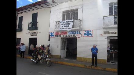 Cajamarca: partido político Diálogo Social no respeta Centro Histórico