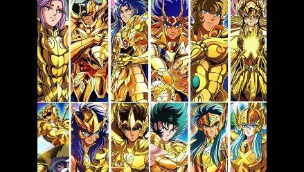 Los Caballeros del Zodiaco: las 12 armaduras doradas en la vida real