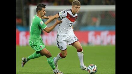 Toni Kroos no confirma que puede ser nuevo jugador del Real Madrid