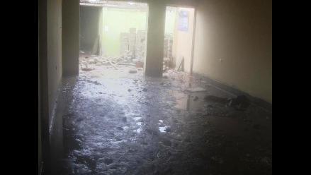 Trujillo: Damnificados por fuerte oleaje solicitan ayuda humanitaria