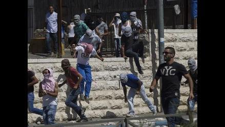 Miles despiden en Jerusalén al joven palestino asesinado