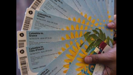 FIFA anuncia sanciones por la venta ilegal de entradas