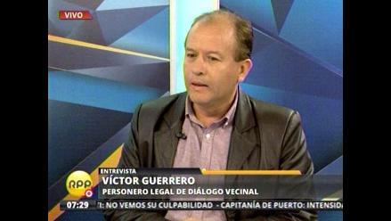 Diálogo Vecinal aún no aprueba a Villarán como candidata a Lima
