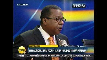 EEUU confía en que Perú cumplirá pronto requisitos para exención de visado