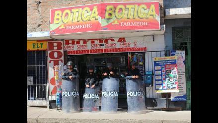Huancayo: clausuran 5 farmacias que vendían pastillas abortivas