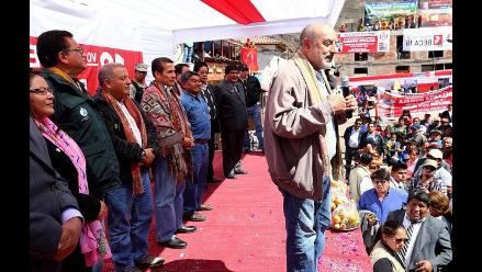 MEM: Gasoducto Sur promoverá desarrollo industrial de la región Cusco