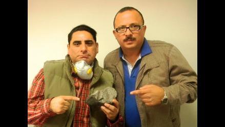 Carlos Alvarez lidera campaña pro damnificados del volcán Ubinas