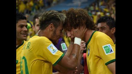 Brasil vs. Colombia: La ´Canarinha´ venció 2-1 y enfrentará a Alemania