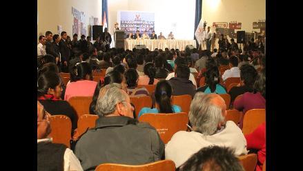 Ayacucho: Comisión de Fiscalización recibió quejas y denuncias