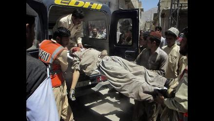 Al menos 90 talibanes muertos en choques contra las fuerzas afganas