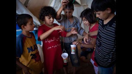 Unicef: Unos 6,6 millones de niños sirios necesitan ayuda