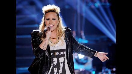 Demi Lovato criticada por uso de imagen de Putin en Día de Orgullo Gay