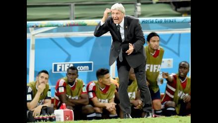 Colombia desea seguir con José Pekerman como entrenador tras Mundial