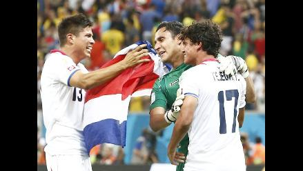 Embajador de Costa Rica analiza el trabajo de su selección en Brasil 2014