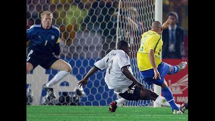 La selección brasileña siempre ganó a Alemania en partido oficial