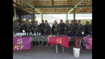 PNP y FFAA recuperan a menores que permanecían en poder de terroristas
