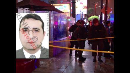 Miraflores: Comensal muere acribillado en restaurante