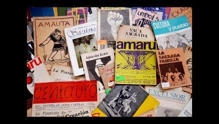 Exposición realiza un recorrido a lo largo de cien años de revistas