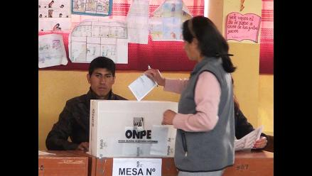 Distrito de Llapo sin lista de candidatos para elecciones de octubre