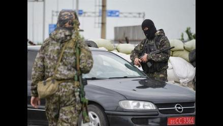 Ucrania fortificará toda su frontera con Rusia