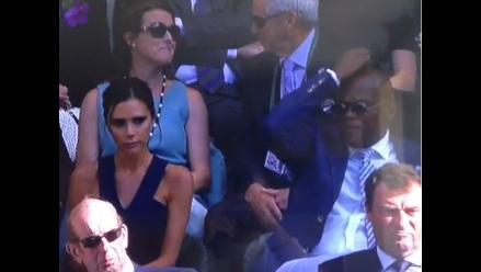 Victoria Beckham y Samuel L. Jackson: ¿incómodo momento juntos?