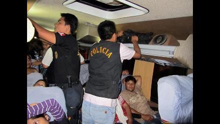 Apurímac: intervienen a más de mil personas en operativo policial