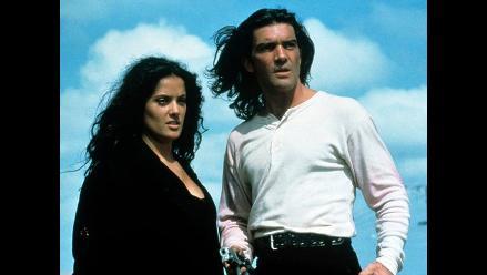 Robert Rodríguez quiere a Antonio Banderas y Salma Hayek en nuevo film