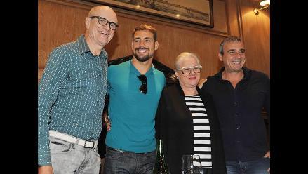 Actores de Avenida Brasil viajan a Argentina para final de telenovela