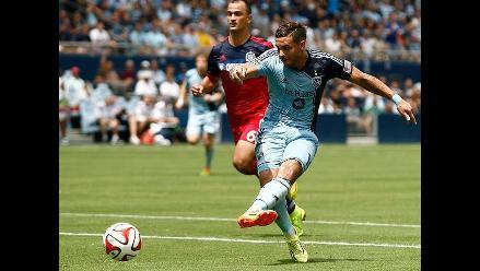 El mejor festejo de la temporada se realizó en la MLS de Estados Unidos