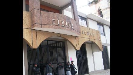 Pasco: Fiscalía Anticorrupción interviene alcaldía de Huayllay