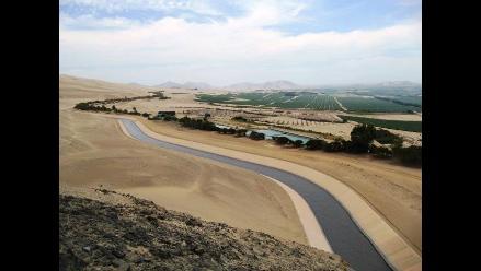 La Libertad: reubicación de fibra óptica retrasa trabajos en autopista