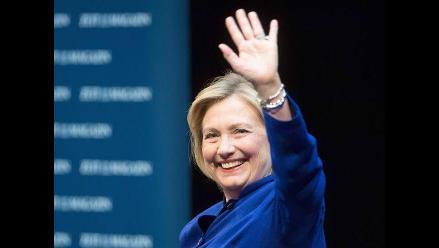 Hillary Clinton sigue como favorita para candidatura presidencial demócrata
