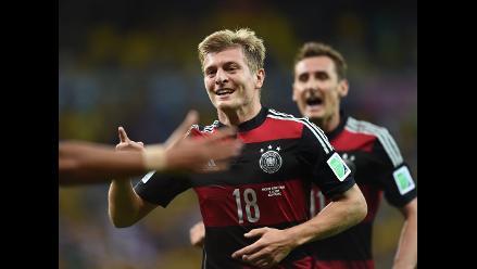 Algunos datos y marcas que estableció Alemania ante Brasil en el Mineirao