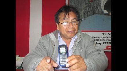Áncash: pidieron archivar amenazas a Nolasco días antes de su muerte