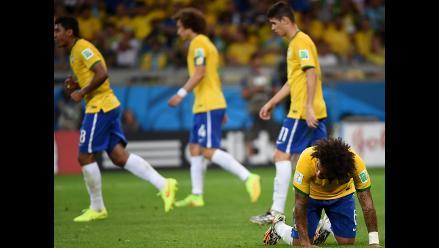 Brasil vs. Alemania: Teutones humillaron 7-1 a los locales en el Mineirao