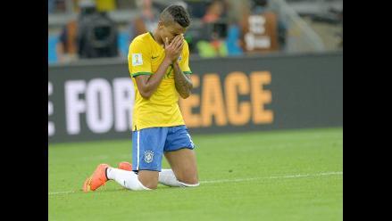 Diversos medios califican con 0 de nota a todos los jugadores de Brasil