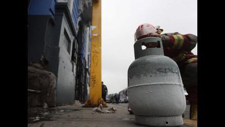 Bomberos reportan más de 2,000 incidentes de fuga de gas