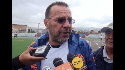 Cajamarca: UTC entrenó con nuevo técnico con miras a enfrentar a la ´U´