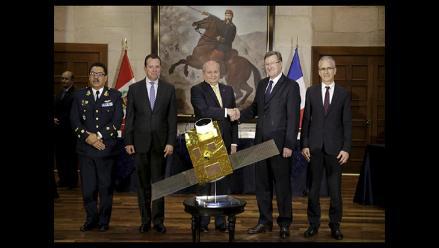 Satélite adquirido a Francia captará imágenes de altísima resolución