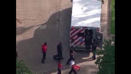 EEUU: Al menos cinco personas han muerto por tiroteo en Houston