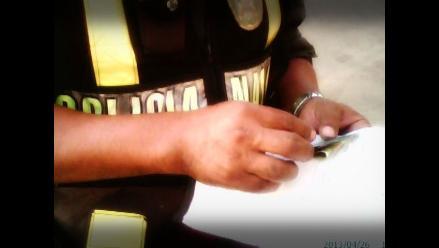 Urresti: policías que delinquen perderán derecho a pensión y beneficios