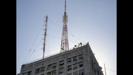 OMS descarta que antenas de telecomunicaciones causen daño a la salud