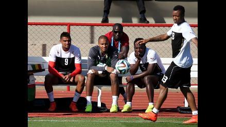 Más de 200 hinchas ghaneses piden refugio en Brasil tras el Mundial