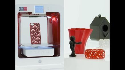 Coca cola presenta impresora 3D que recicla botellas de plástico