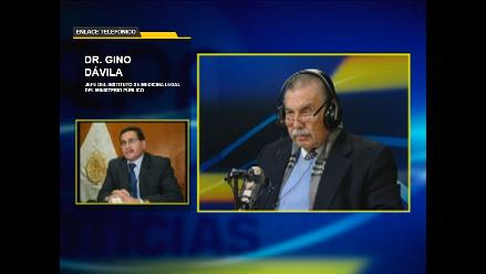 Medicina Legal del MP: Perito no encontró aneurisma en Edita Guerrero