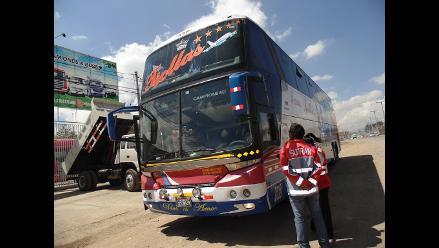 Huancayo: esperan 150 buses diarios por Fiestas Patrias