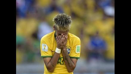 Conoce exactamente qué dijo Neymar mientras Alemania goleaba a Brasil