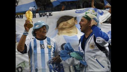 Hinchas argentinos a RPP: La reventa para la final puede costar 25 mil dólares