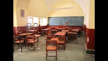 Yurimaguas: 12 mil alumnos pierden clases por huelga de maestros