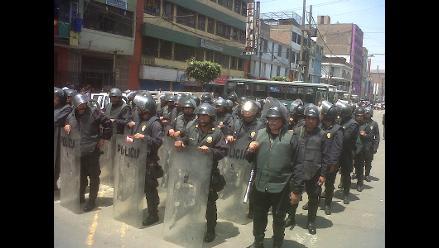 Urresti: en octubre saldrán 6 mil nuevos policías a resguardar las calles